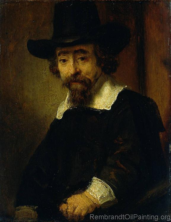 Portrait of Ephraim Bueno